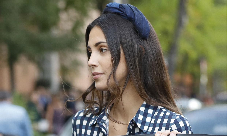 El estilo de entretiempo de Alessandra de Osma en 6 chaquetas especiales