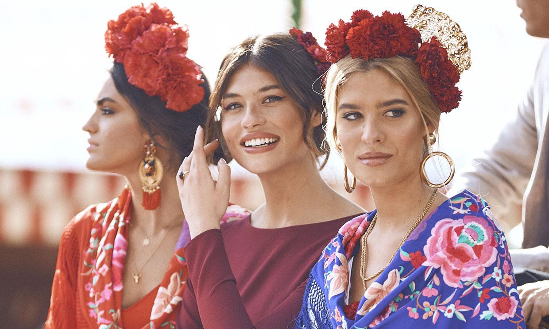 Solo en HOLA.com, la mejor guía de estilo en la Feria de Abril