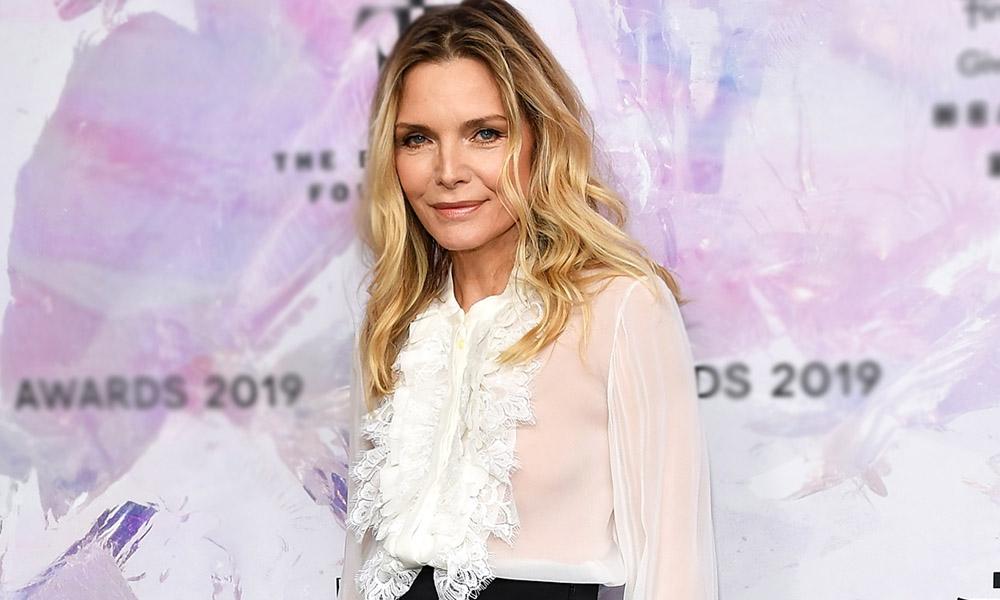 La noche en que Michelle Pfeiffer demostró que los 60 son los nuevos 40