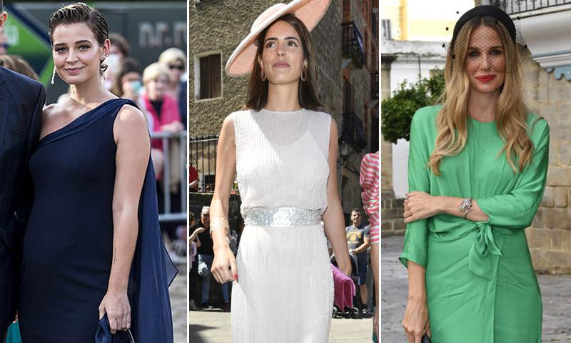 Votación: ¿Quién ha sido la invitada mejor vestida en el gran fin de semana de las bodas?