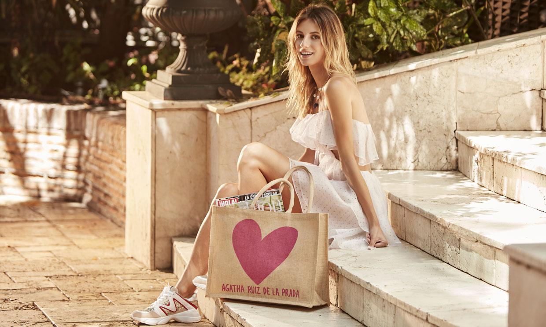 ¡Ya está a la venta! Consigue la bolsa más 'cool' de Ágatha Ruiz de la Prada