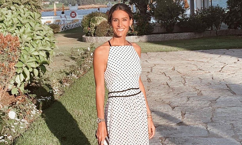 Ana Boyer, Sandra Gago y Carlota Casiraghi coinciden con el vestido de las invitadas más estilosas