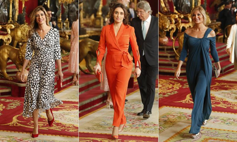 Votación: ¿Quién ha sido la invitada mejor vestida en la Fiesta Nacional?