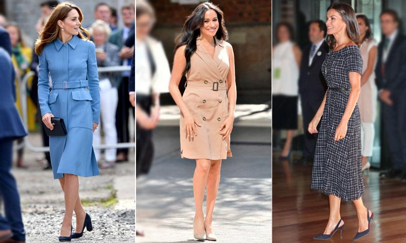 Votación: ¿Cuál es la 'royal' que mejor marca cintura?