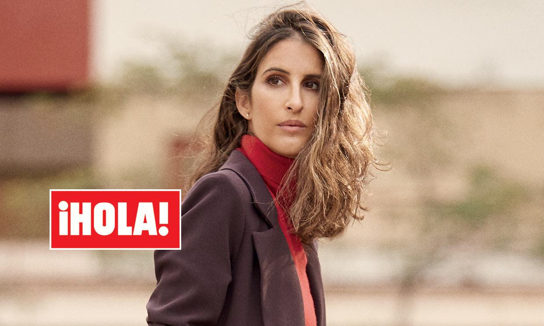 En ¡HOLA!, Inés Domecq nos presenta su nueva colección de moda