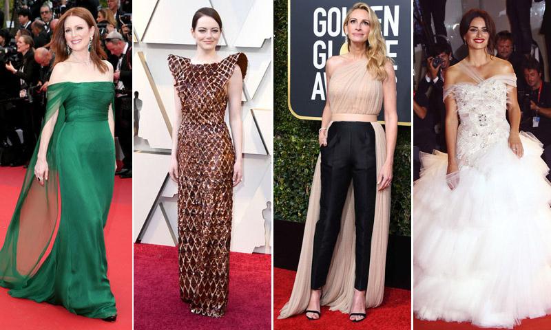 Votación: ¿cuál es el mejor look de alfombra roja del año?
