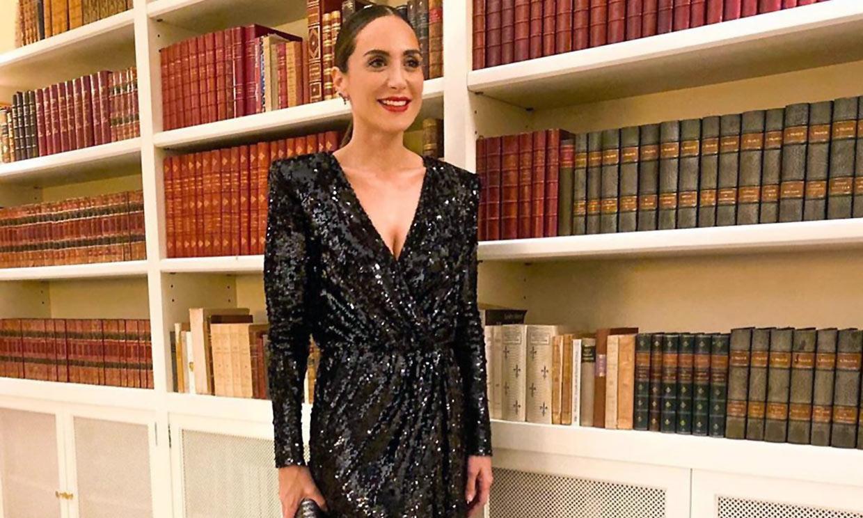 De Tamara Falcó a Pilar Rubio: los looks de fiesta de las 'celebrities' que puedes comprar en Zara