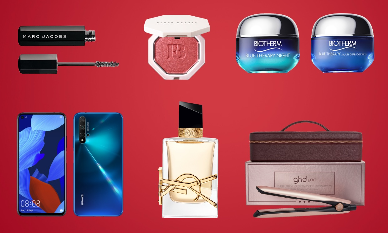 Concurso de Navidad: consigue los mejores regalos de moda y belleza del momento