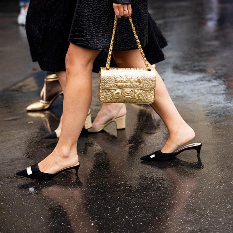 Doce zapatos de tacón cómodo para llevar en tus fiestas de