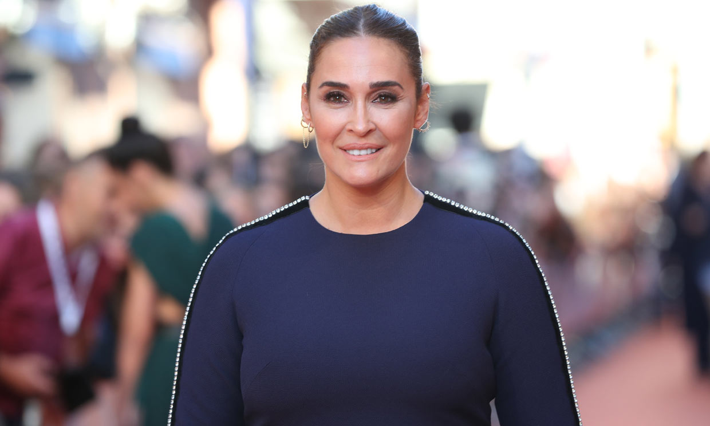 Vicky Martín Berrocal versiona la falda que Kate Middleton compró en las rebajas de Zara
