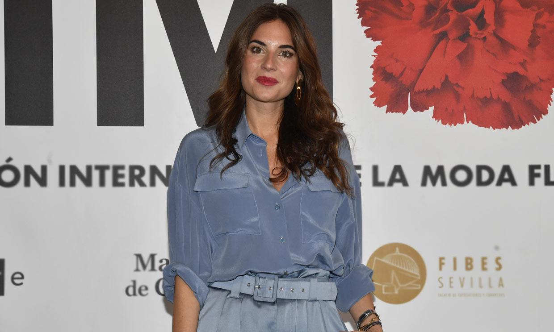 Lourdes Montes y Eva González: dos cuñadas con un mismo look