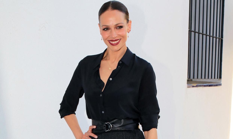 Eva González convierte su falda de flecos de 40 euros en un perfecto look de concierto