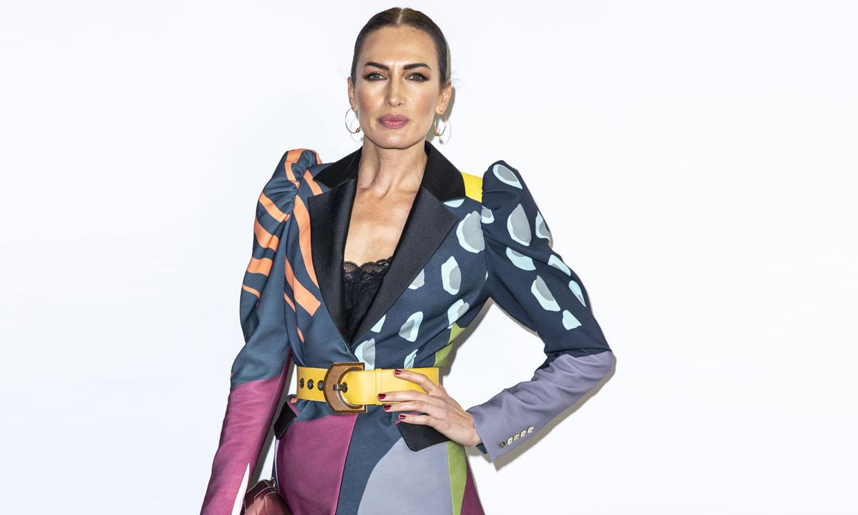 Nieves Álvarez conquista Paris Fashion Week con un espectacular y rompedor look