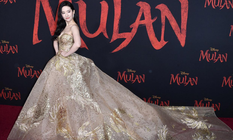 ¡Digno de una princesa Disney! A examen el armario de la nueva Mulán, Liu Yifei