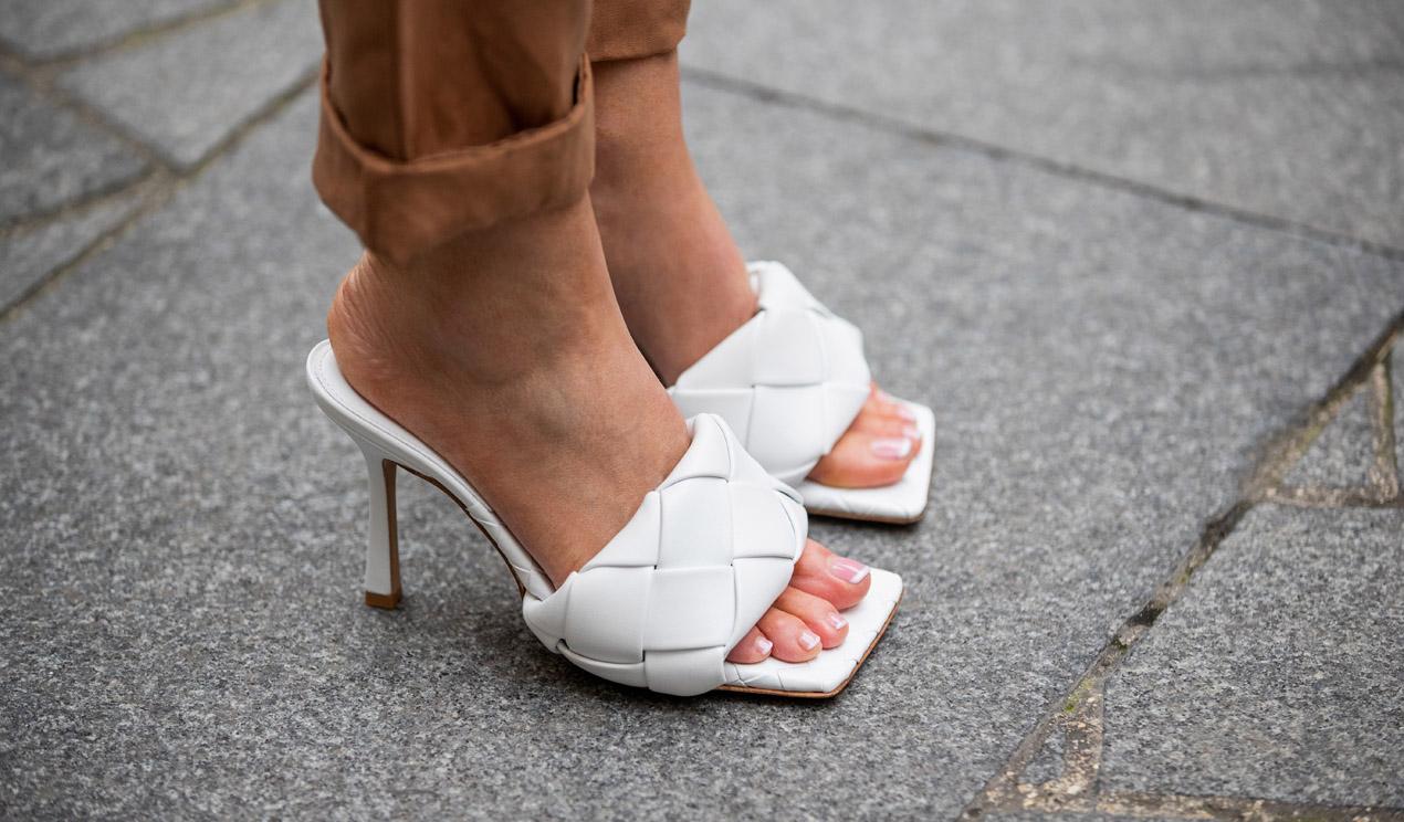 Los 10 modelos de zapatos con los que pisar bien fuerte esta temporada