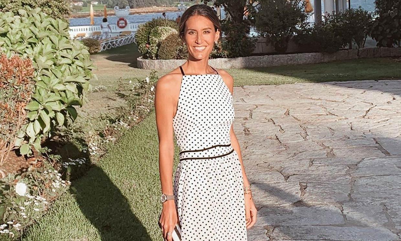 Copia el vestido de invitada perfecta de Ana Boyer y Sandra Gago por 70€