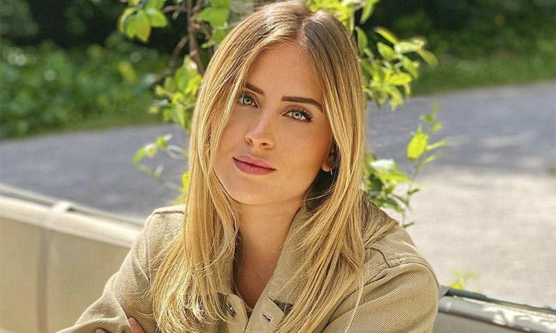 El look ganador de Valentina Ferragni con alpargatas españolas y vestido de Zara