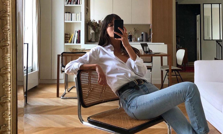 La camisa blanca, el básico que también salvará tus looks de verano