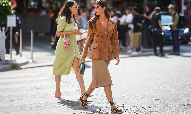 Las alpargatas planas, el calzado con más estilo del verano
