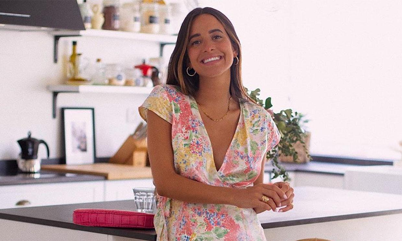 Alice Campello y María F. Rubíes presumen de embarazo con diseños florales