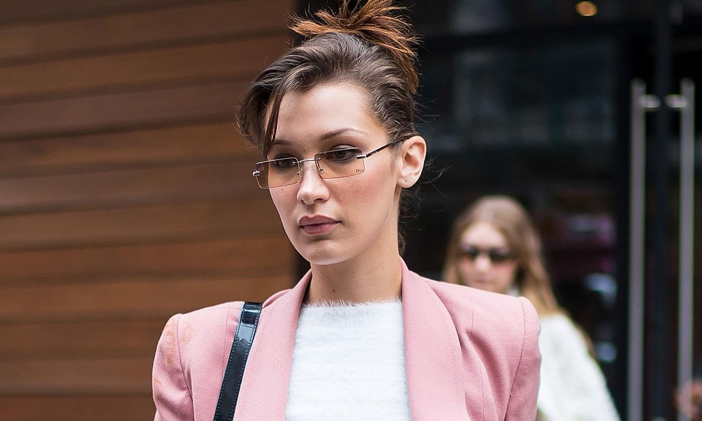 ¡Hazte con unas! Las gafas de sol con las que Bella Hadid transforma sus looks