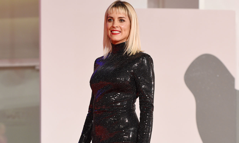 Maggie Civantos, la invitada más cañera del Festival de Venecia