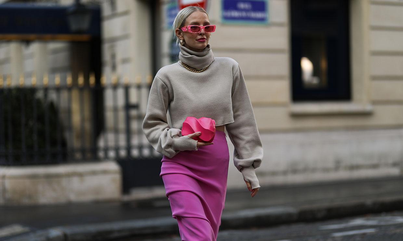 Los jerséis con mangas 'puffy' y otros detalles modernos que son muy fáciles de combinar