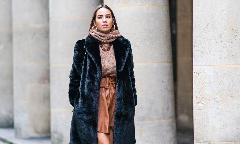 Los mejores trucos para estar favorecida con prendas 'oversize' si eres bajita