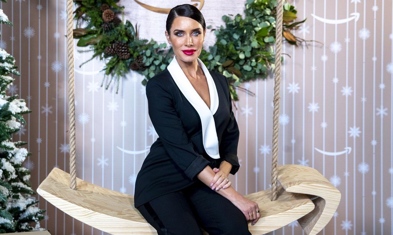 Pilar Rubio presenta el traje 'wrap' que hace tipazo y se adelanta a la Navidad