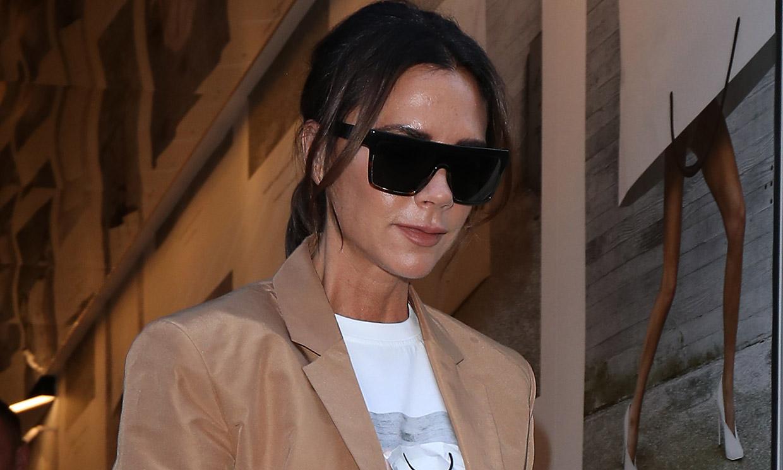 ¿Qué modelo española ha fichado los pantalones de Victoria Beckham que hacen parecer más alta?