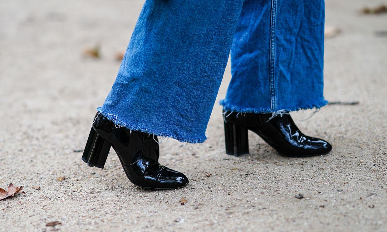 ¡Adiós zapatillas! Diez botas con tacón cómodo que podrás llevar todo el día