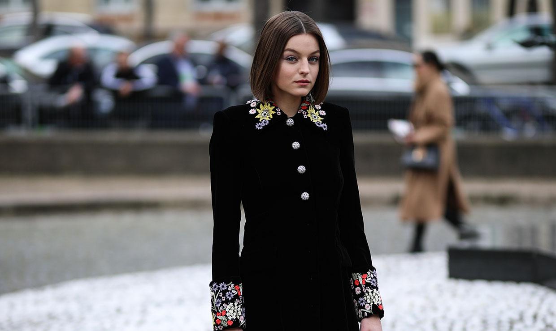 El estilo de Emma Corrin más allá de 'The Crown'