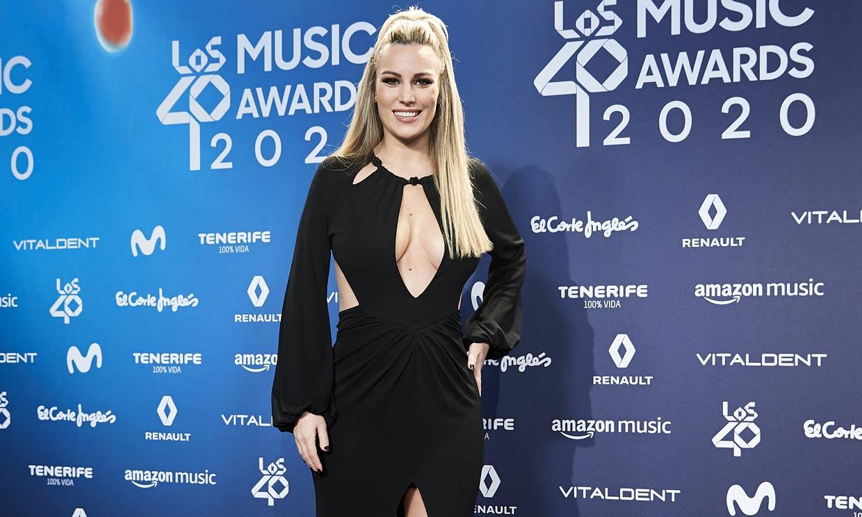 Al detalle, la alfombra roja de 'Los 40 Music Awards'