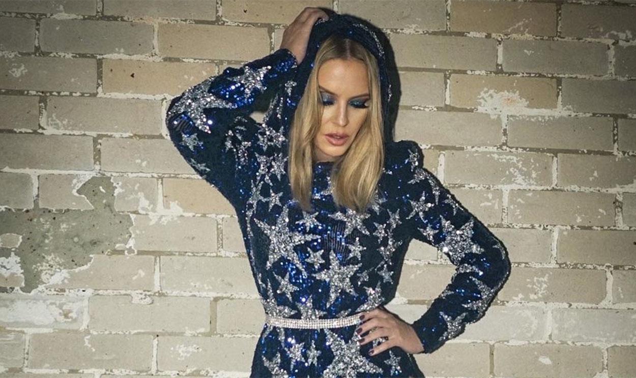 Kylie Minogue, Cristina Pedroche y el vestido de las campanadas que ha conectado sus armarios