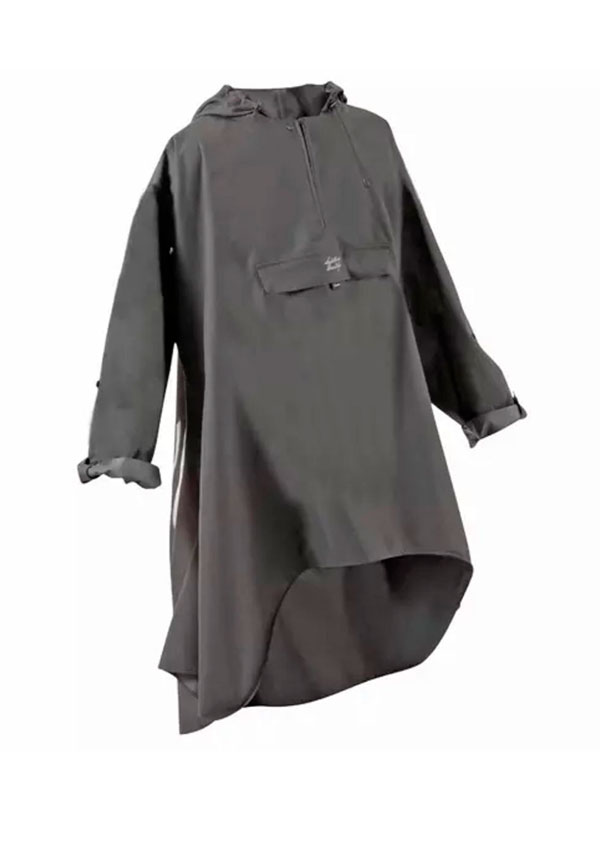Poncho impermeable de Decathlon
