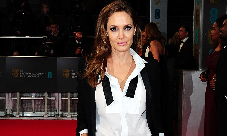 Angelina, Penélope y otras 'celebrities' que superaron con su esmoquin al vestido de fiesta