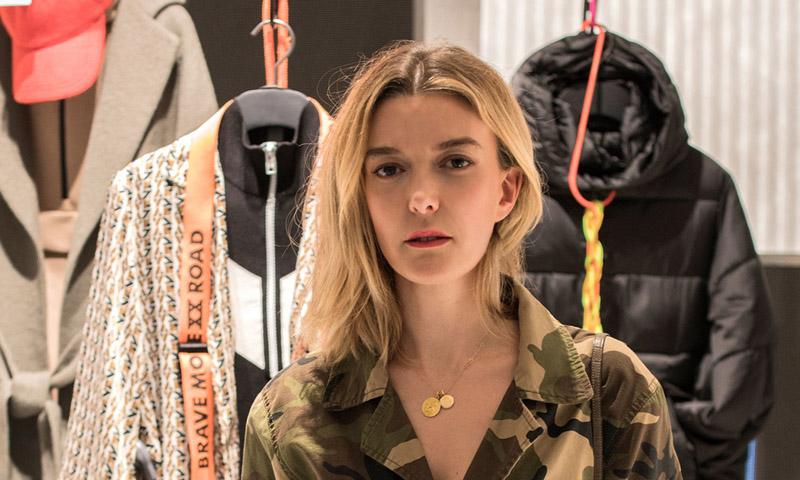 Duda resuelta: el abrigo misterioso de Marta Ortega es de Zara... ¡y cuesta 400 euros!