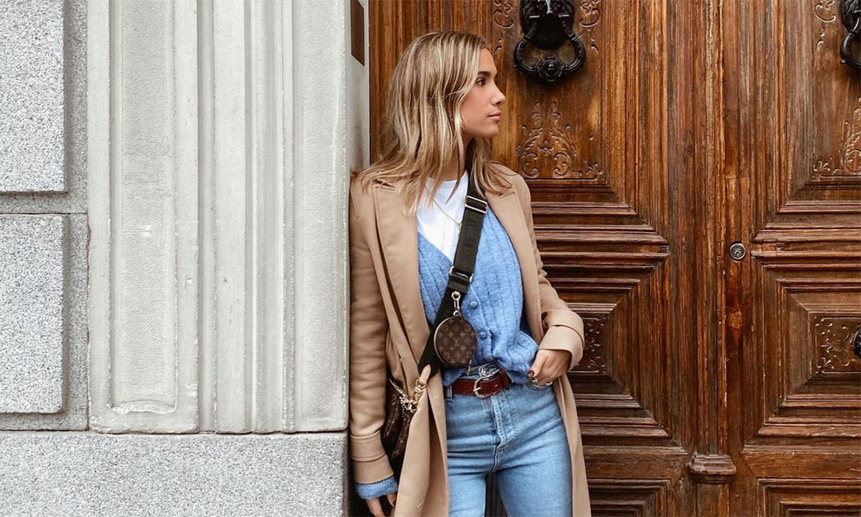 El abrigo de María Pombo y otros modelos que podrás reciclar en primavera