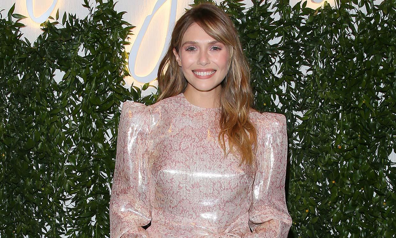 Ni Wanda ni Bruja Escarlata: el sofisticado estilo (y con sorpresa) de Elizabeth Olsen