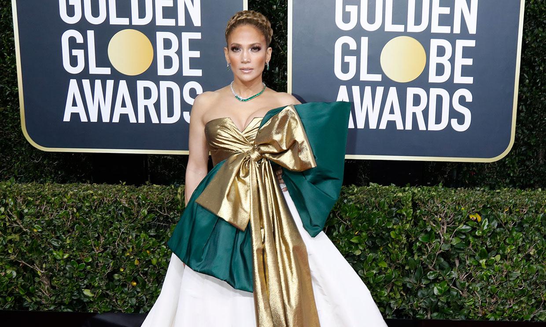 Jennifer Lopez, la invitada viral que se echó de menos en los Globos de Oro 2021