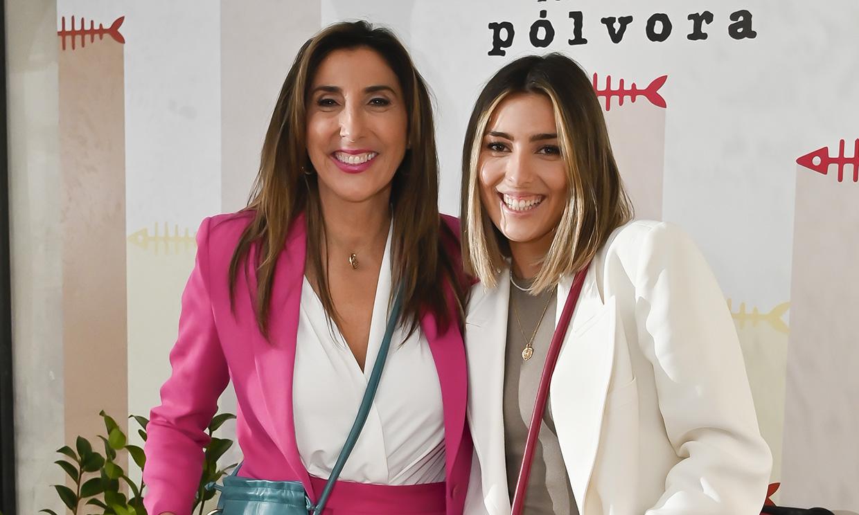 Paz Padilla y Anna Ferrer presentan su nuevo proyecto de moda con looks coordinados