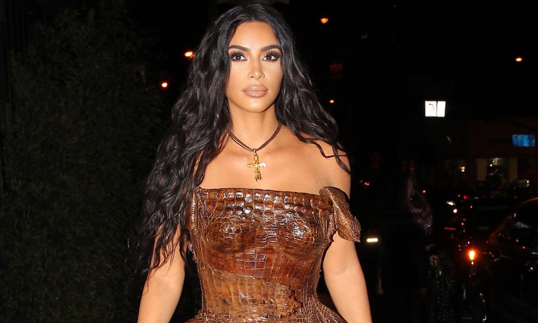 Todas las veces en las que Kim Kardashian quiso ser una Spice Girl con sus looks
