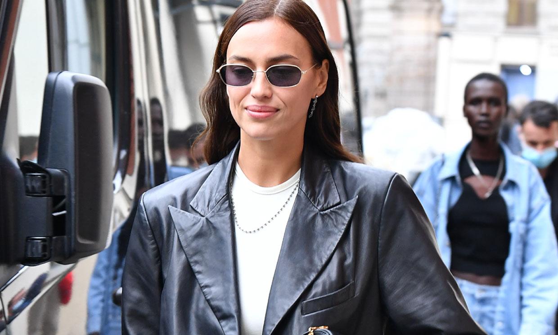Irina Shayk, musa de estilo de una de las hijas de las Kardashian: ¿adivinas de cuál?
