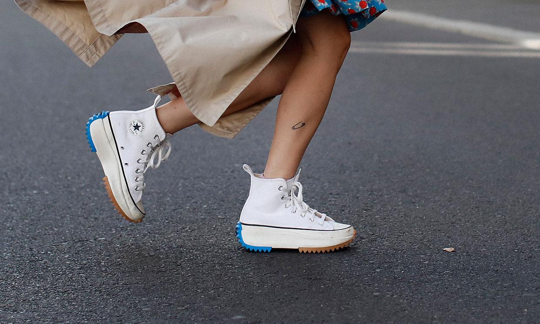 Zapatillas de caña alta, la alternativa perfecta a las botas en primavera