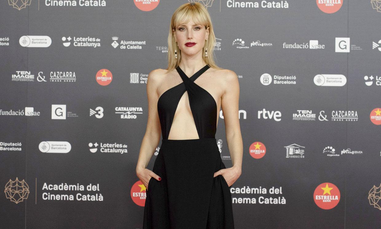 La comodidad y atrevimiento de Natalia de Molina en la alfombra roja de los Premios Gaudí