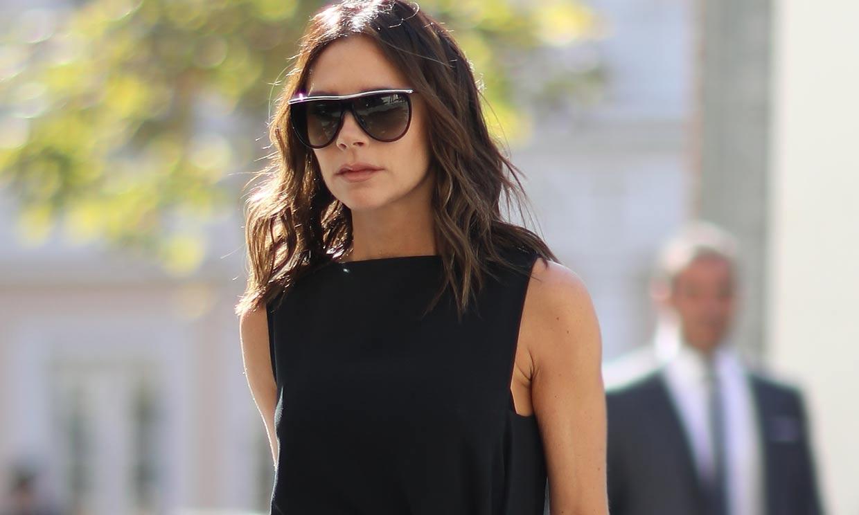 Leopardo y transparencias: ¿Es este el look más arriesgado de Victoria Beckham hasta la fecha?