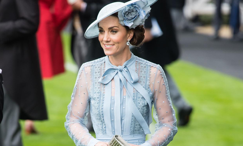 Copia el look transparente más buscado de Kate Middleton por 21 euros