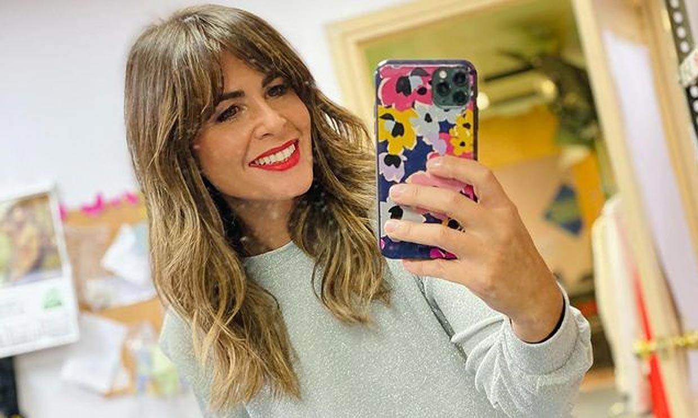 Nuria Roca recupera los 'culottes' de cuero que compró en Zara por 30 euros
