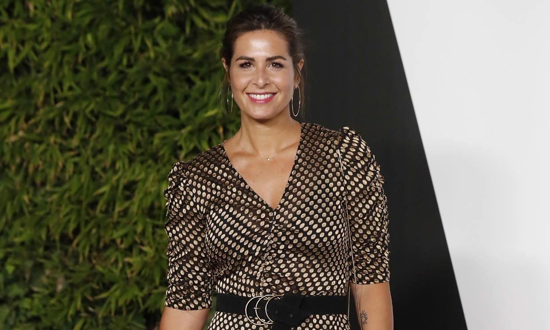 El flechazo de Nuria Roca con los 'culottes' que compró en Zara por 30 euros