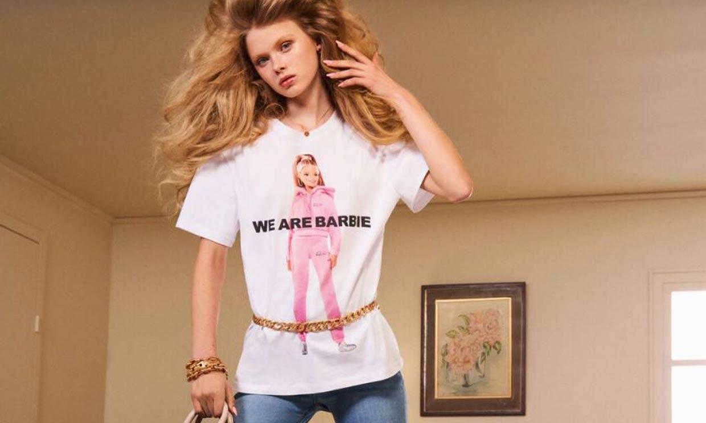 Sí, Barbie también viste de Zara... ¡y puedes ir a juego con ella!
